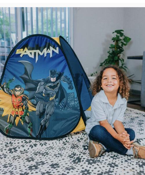 Sunny Days Entertainment Batman Pop Up Play Tent
