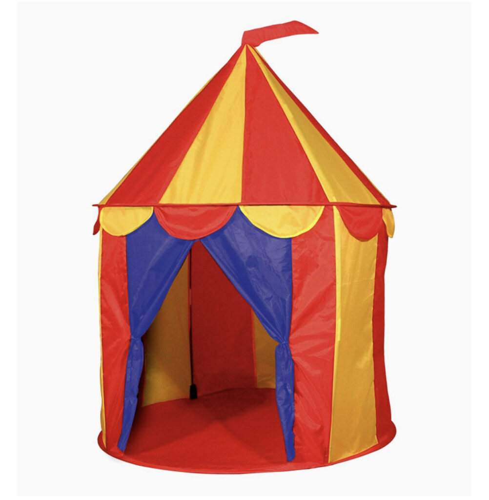 POCO DIVO Circus Play Tent