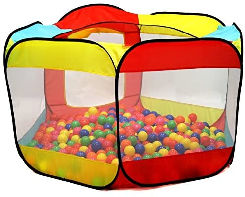 Kiddey 6 Sided Ball Pit
