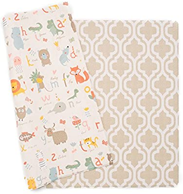 Baby Care Haut Collection Reversible Play Mat