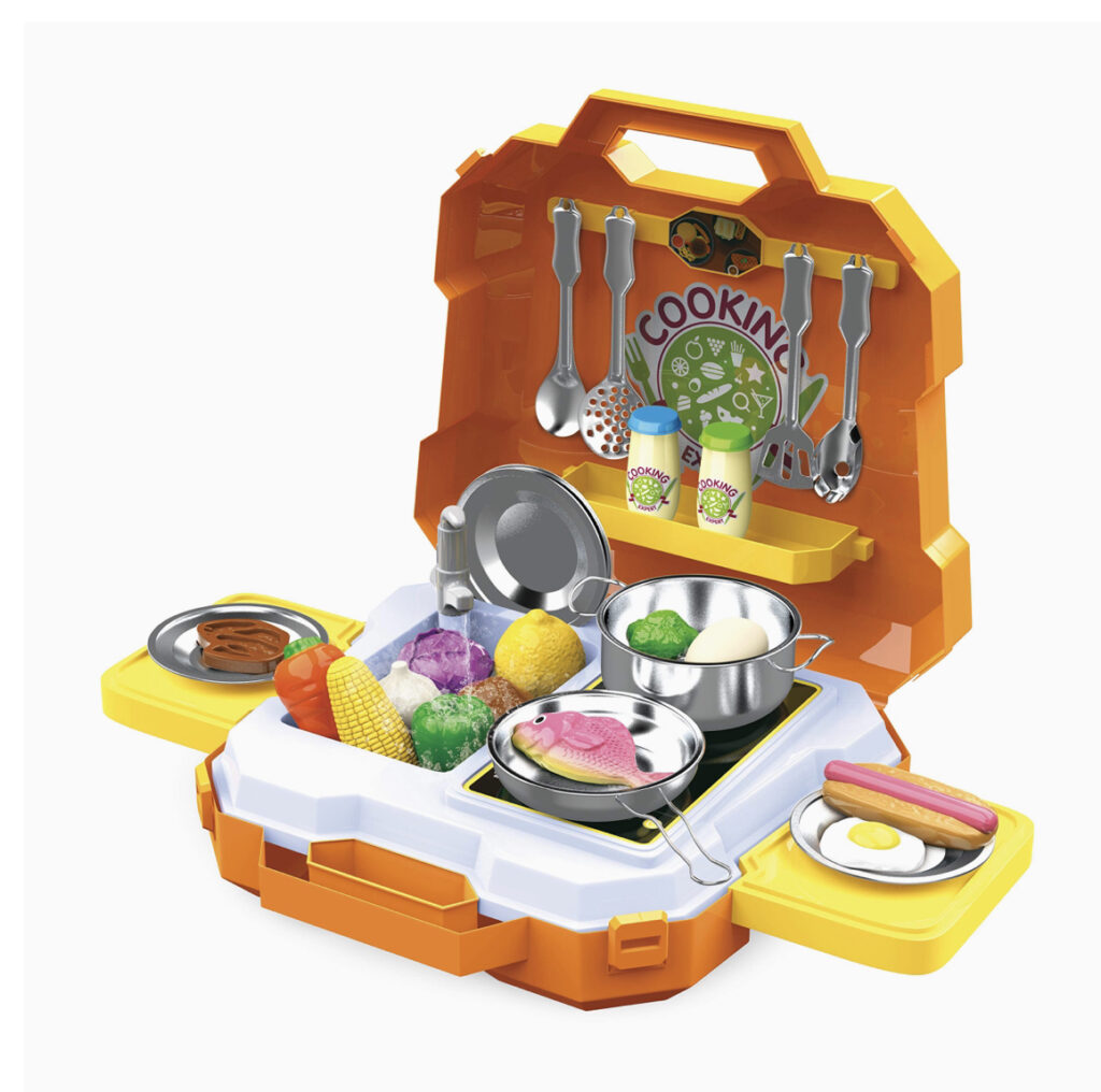 JOYIN Kitchen Toy Kit