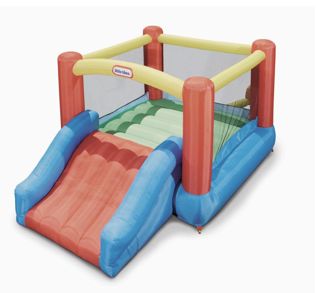 Little Tikes Jr. Jump n' Slide Bouncer