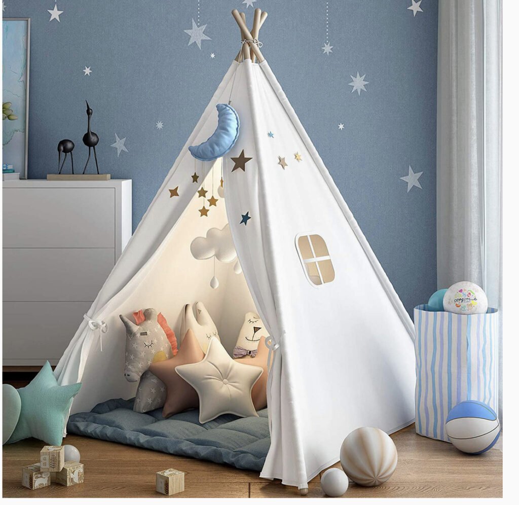 Wilwofer Teepee Tent
