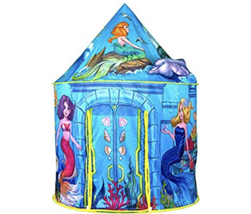 Imprilux Mermaid Pop Up Play Tent