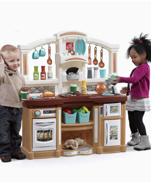 Step2 Fun with Friends Kitchen Playset