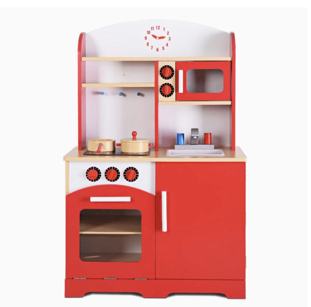 Giantex Wooden Kitchen Playset