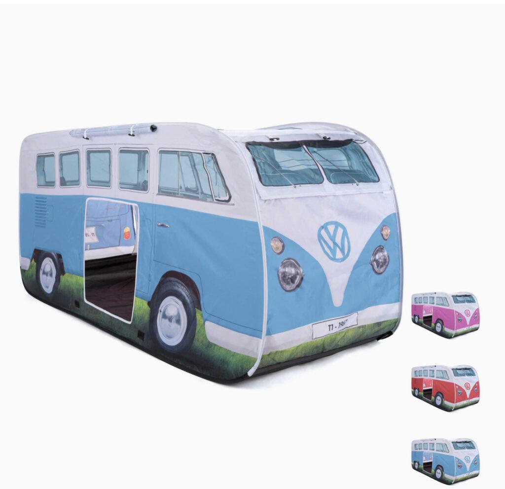 Board Masters Volkswagen Pop Up Kids Play Tent