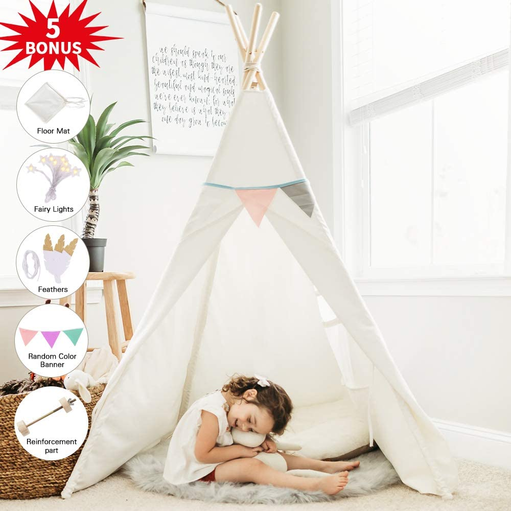 HAN-MM-Kids-Teepee-Tent