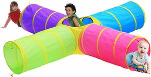 Hide N Side Kids Play Tunnels