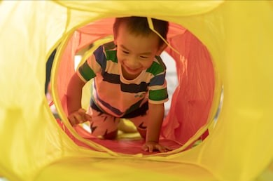 Best Play Tents with Tunnels