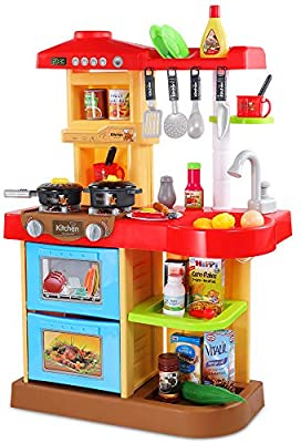 Temi Kids Kitchen Playset