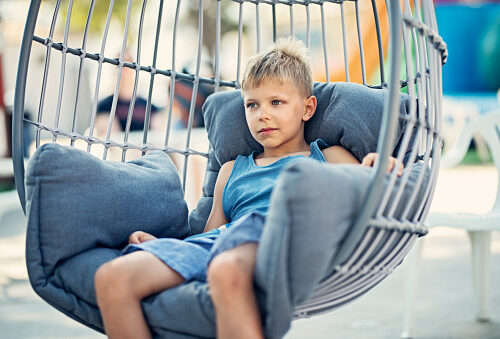 Best Swing Pod Chair For Kids