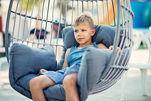 Best Swing Pod Chair For Kids