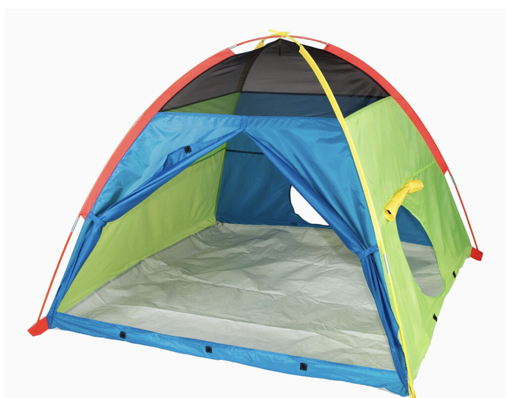 Pacific Play Tents Super Duper 4 Kid