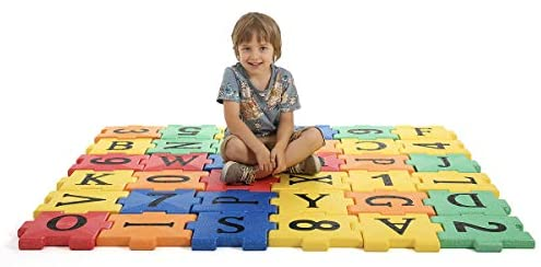SHAUBEI Puzzle Floor Play Mats