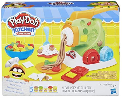 Play-Doh Noodle Mania Set