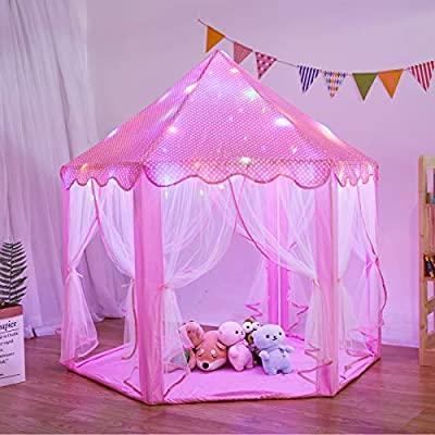 LOJETON Princess Tent