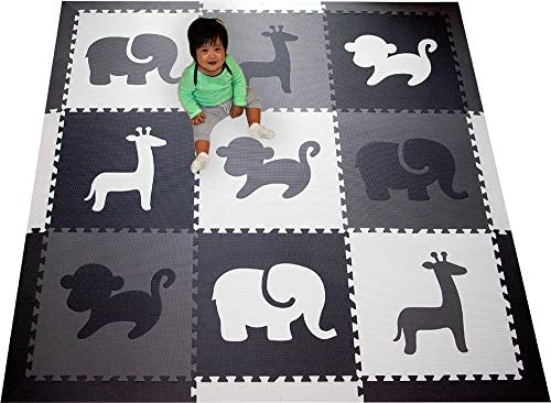 SoftTiles Kids Foam Play Mat