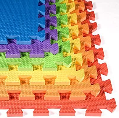 IncStores Rainbow Foam