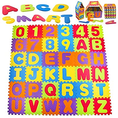 StillCool Kids Foam Puzzle Floor Play Mat
