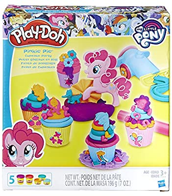 Play-Doh My Little Pony Cupcake Party