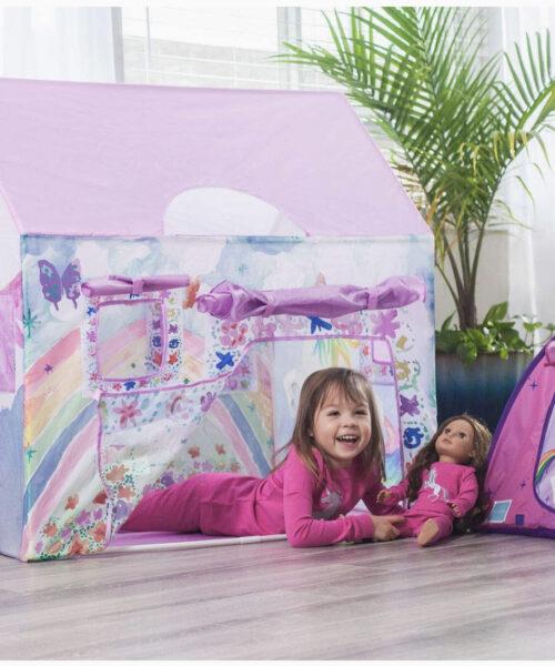 Bluenido Unicorn Princess Play Tent