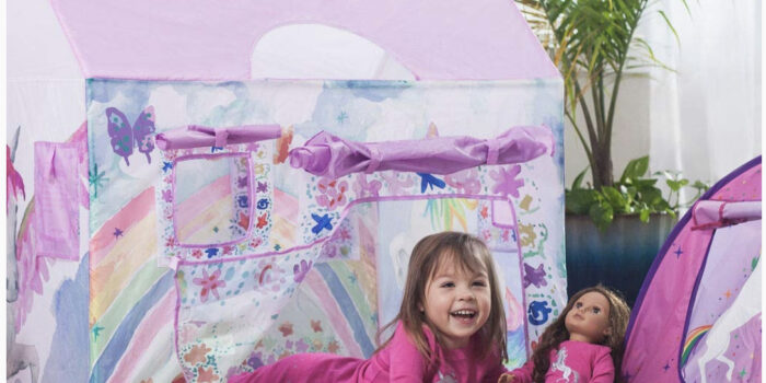 Bluenido Unicorn Princess Play Tent