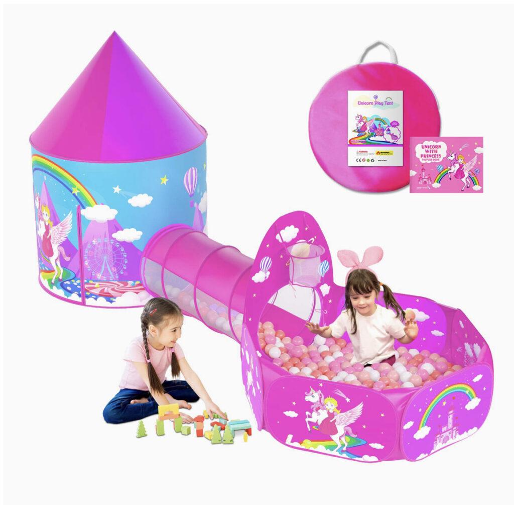 Playz Unicorn Play Tent