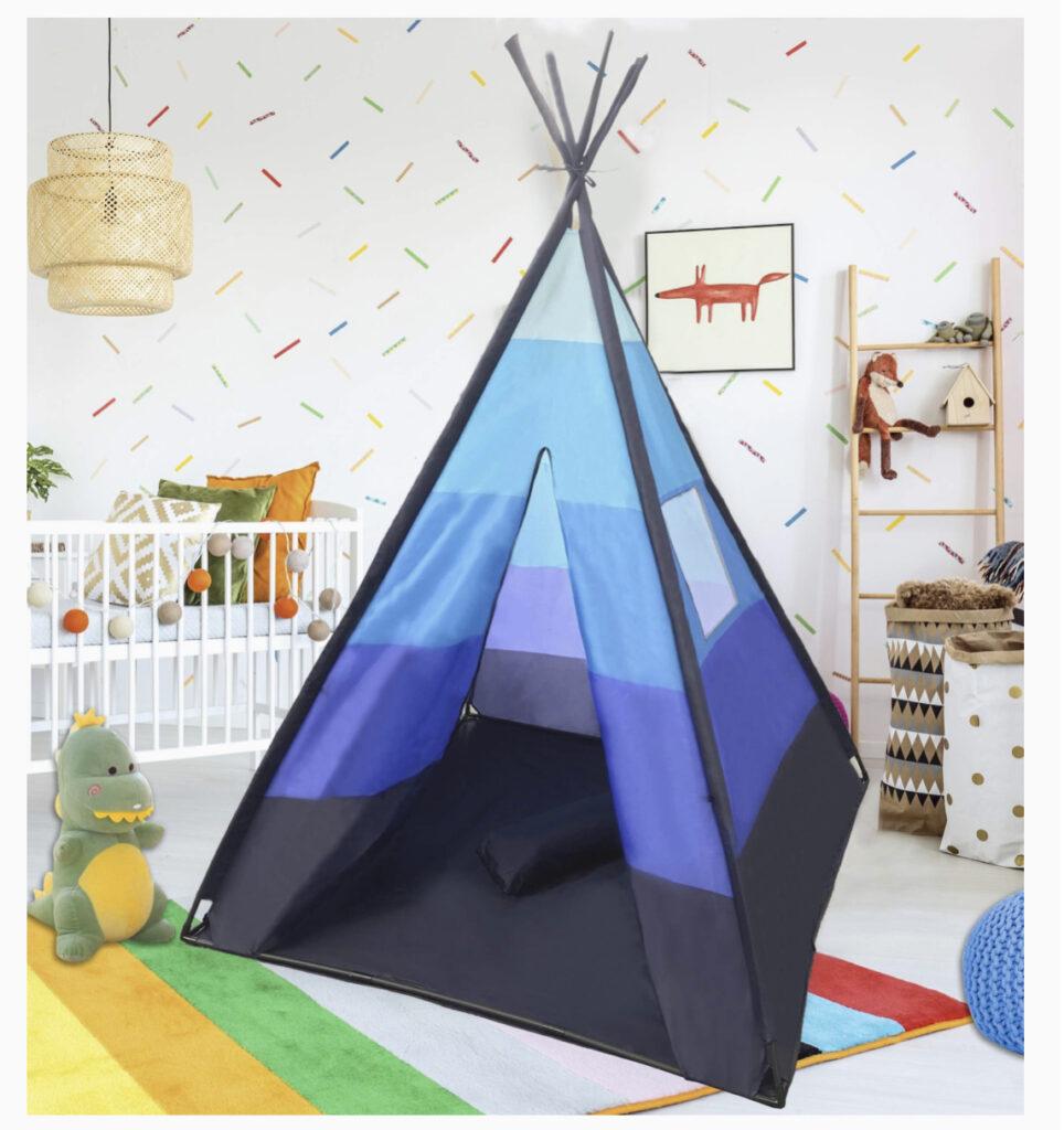 Pep Step Teepee Tent