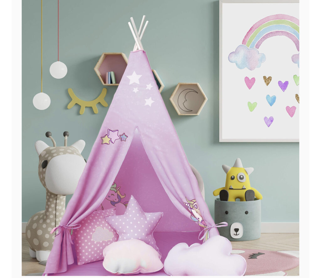 Atlasonix Teepee Tent