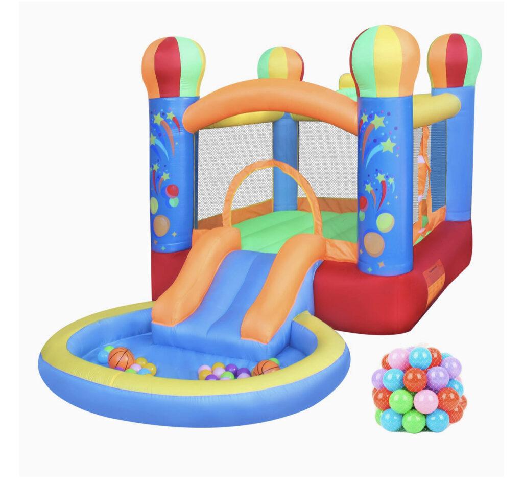 Retro Jump Bounce House