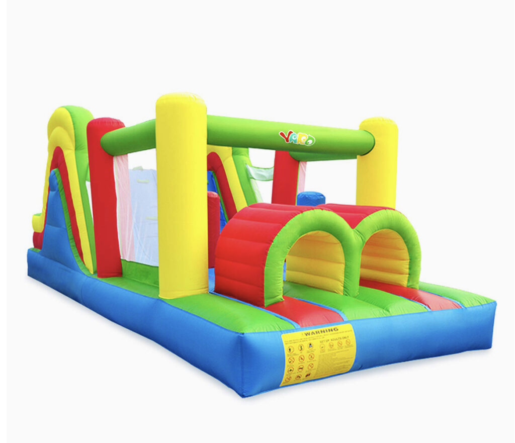 YARD Inflatable Obstacle Course