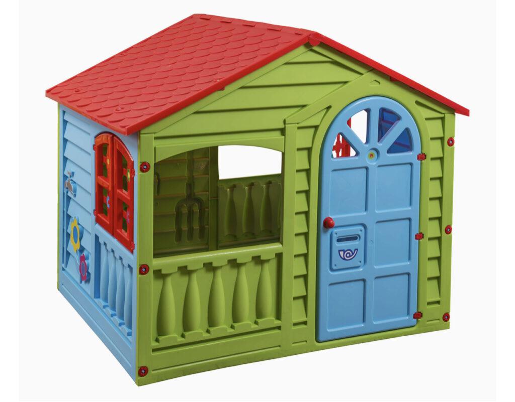 PalPlay Colourful Fun House