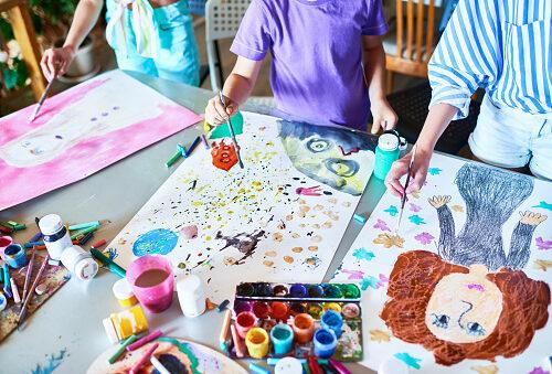 Best 10 Kids Painting Set
