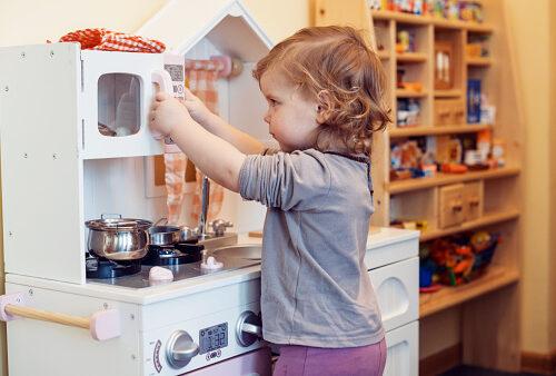 Babies Kitchen Set