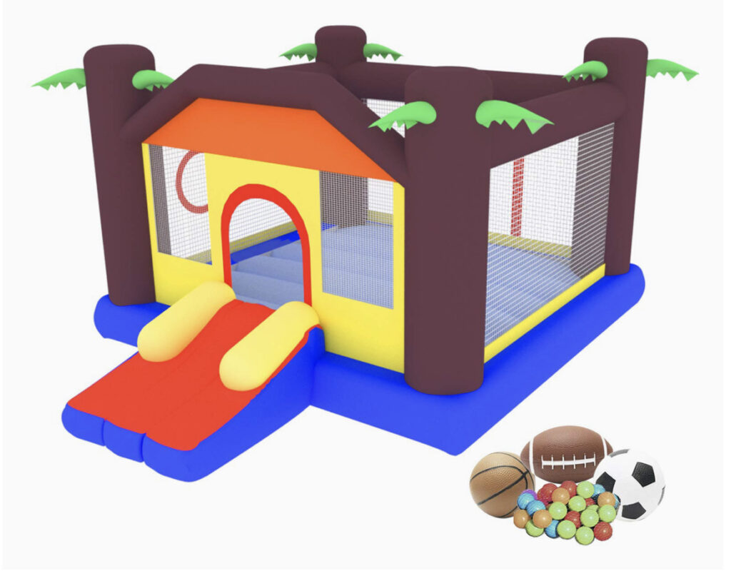 Ottaro Inflatable Bouncy House