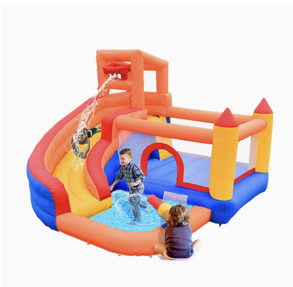 Ottaro Water Slide Bouncer