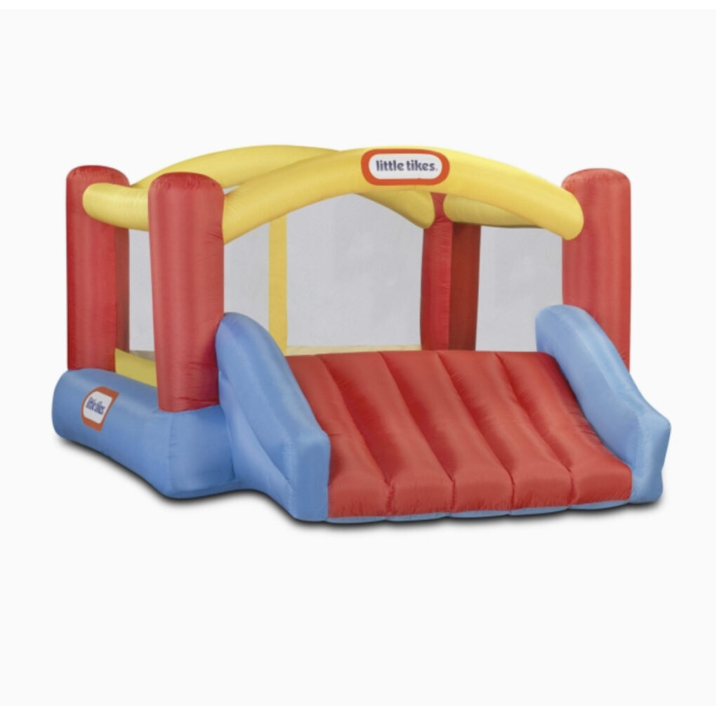 Little Tikes Jump 'n Slide Bounce