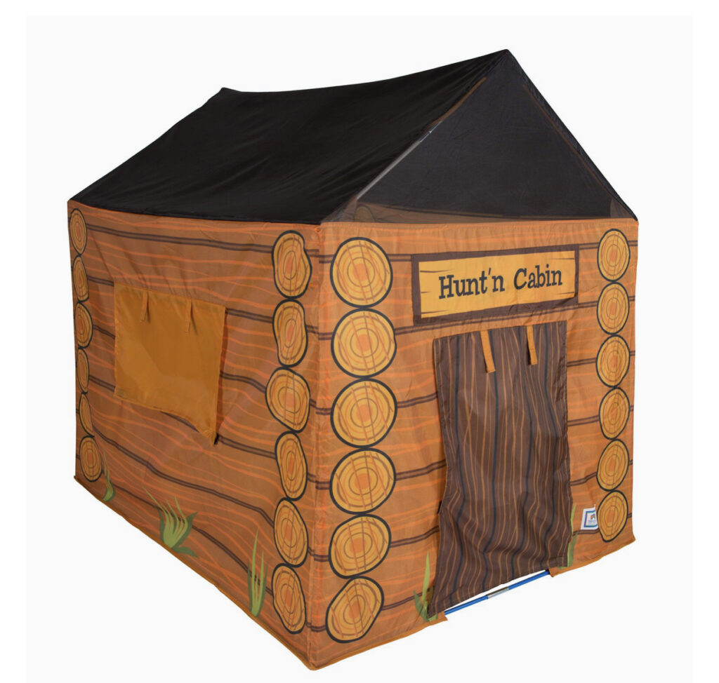 Pacific Play Tents Hunt'n Cabin Play Tent