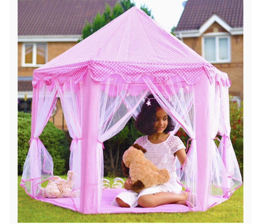 Happyhour Princess Castle Play Tent