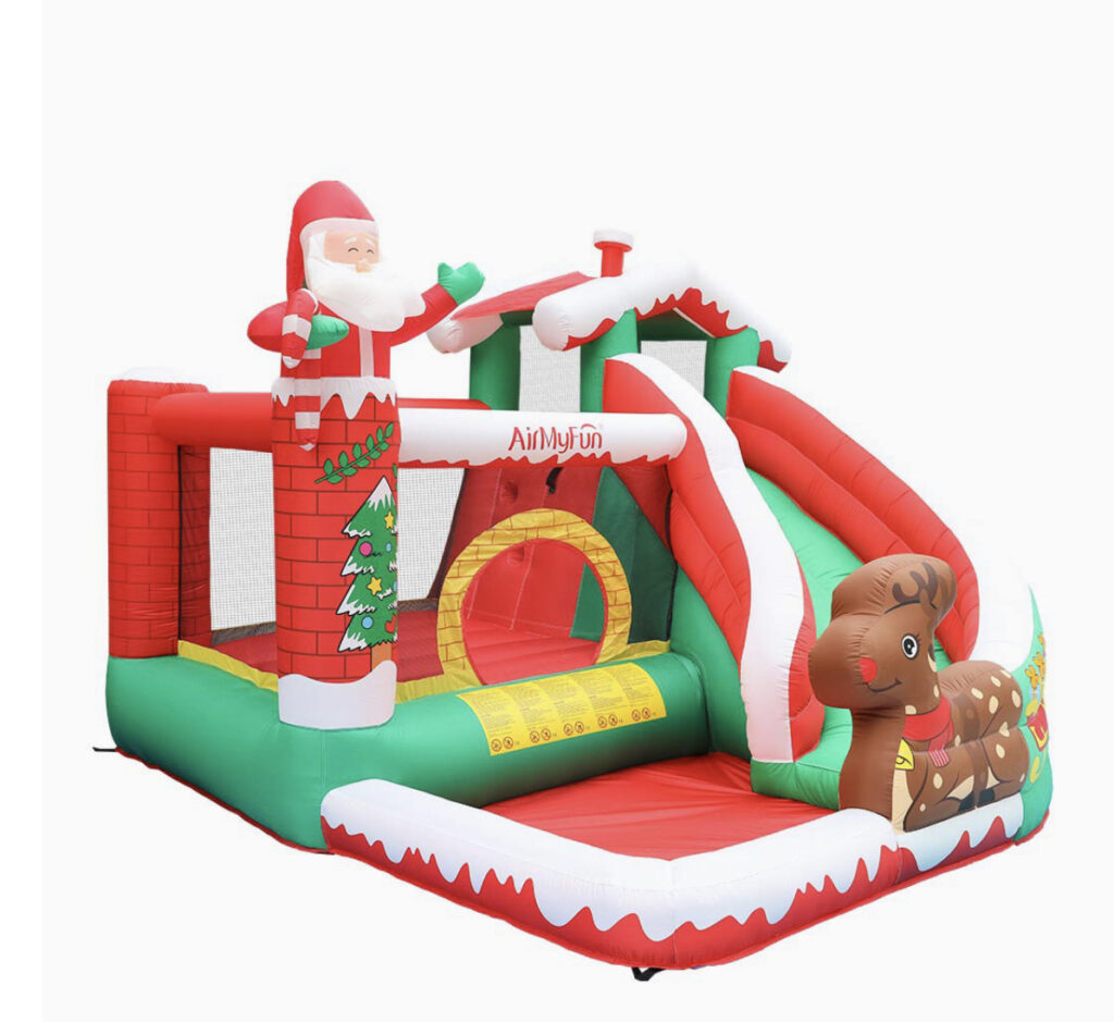 AirMyFun Christmas Bounce House