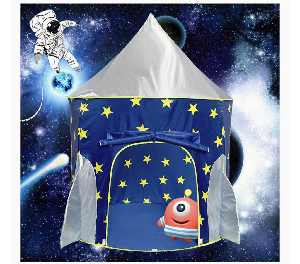 Magictent Rocket Ship Tent