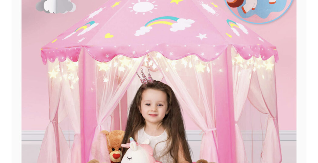 Lenbest Unicorn Play House
