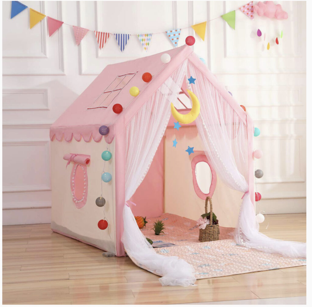 Oreaterpor Princess Tent