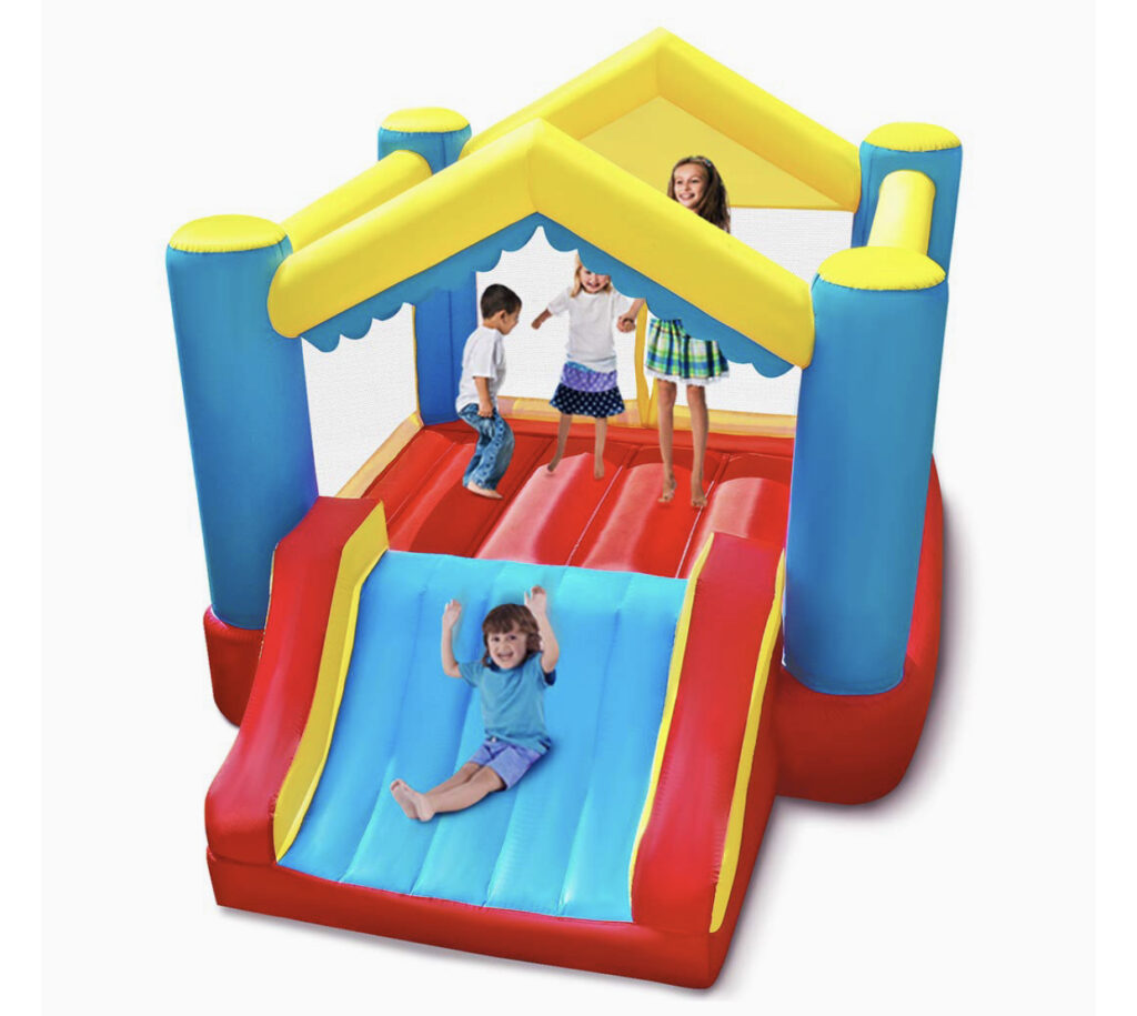 Yard Bounce House